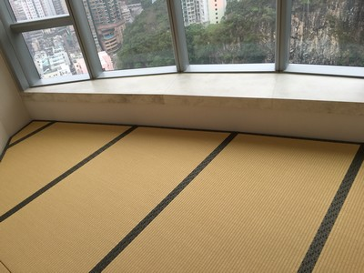 Koganehaku Japanese Moisture-proof Tatami size 60mm.<br />May, 2016