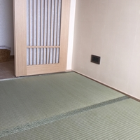 Japanese living in Hong Kong, they choose applying the Japanese Traditional Tatami in their house.<br />April, 2015